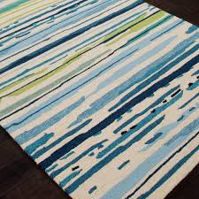 jaipur rugs colours sketchy lines 2 x 3 indoor outdoor rug blue green ultimate patio