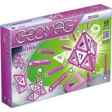 """<b>Магнитный конструктор Geomag</b> """"Pink"""", 68 деталей - купить ..."""