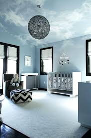 chandelier for baby boy nursery brilliant blue designs that pertaining to idea 18