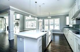 gray kitchen walls brown cabinets gray kitchen walls light grey walls white cabinets gray kitchen with