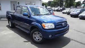 2005 Toyota Tundra Limited 4.7L V8 Startup, Engine, Full Tour ...
