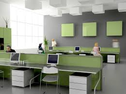 office space interior design ideas. Open Office Interior Design And Furniture Smart White Gray Small Color Schemes Modern Long Table Computer Storage Plan Floor Space Ideas T