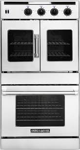legacy hybrid double deck wall ovens