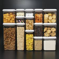 Kitchen Storage Canisters 20 Best Pantry Organizers Hgtv