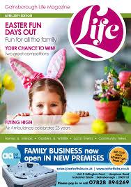 Gainsborough Life Magazine April 2019 By Life Publications Issuu
