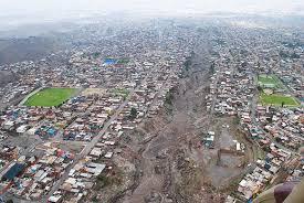 Resultado de imagen para FOTOS DE DANOS OCASIONADOS POR LAS LLUVIAS EN AREQUIPA EN PERU