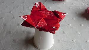 Paper Napkin Folding Flower Paper Napkin Flower Folding Magdalene Project Org