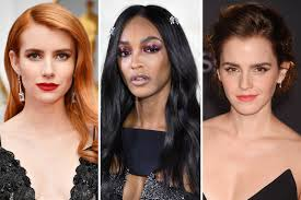 best celebrity makeup looks to copy for prom vogue