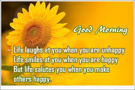Morning Life Quotes Morning Life Quotes Magnificent Good Morning Quotes On Life Salutes 39