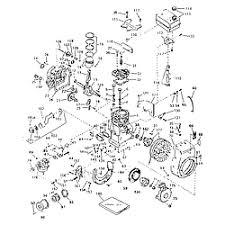 tecumseh tecumseh 4 cycle engine parts model hs4055505g sears basic engine