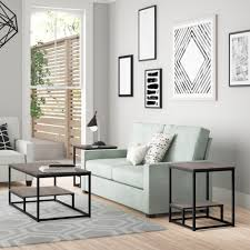 Sears has an elegant selection of coffee tables to complete your living room space. Black Coffee Table Sets Free Shipping Over 35 Wayfair