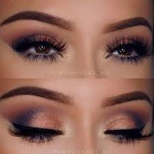 makeup inspo for navy blue dress i ll wear to my birthday party prom makeup