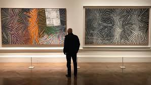 jasper johns paintings artlyst
