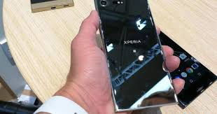 sony xperia. sony xperia xz premium up for pre-order in the uk at this price e