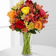 florist in aberdeen nc. Beautiful Aberdeen FTD Gratitude Blooms Mixed Bouquet And Florist In Aberdeen Nc F