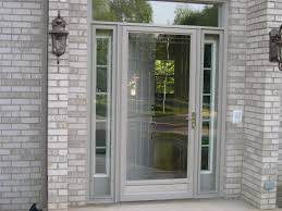 glass storm doors exterior curved home depot with ceiling lights for from