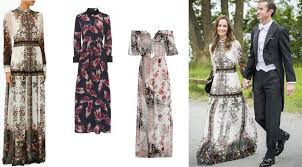 these gúnas are the double of pippa's beautiful boho erdem wedding Wedding Guest Dresses Boho these gúnas are the double of pippa's beautiful boho erdem wedding guest dress wedding guest dresses boutique