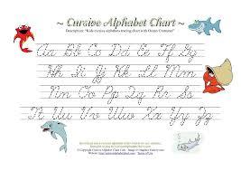 pdf-cursive-chart | tag | Cursive Alphabet Chart.com