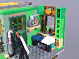 Review: 71741 NINJAGO City Gardens (2) | Brickset: LEGO set guide and  database