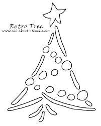 Christmas Templates To Print Tree Templates Free Printable In