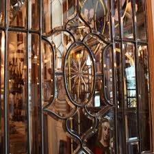 salvaged exterior doors amazing 34 salvaged exterior door with beveled leaded glass hand