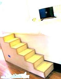 dog stairs for tall beds best pet steps bed high australia dog stairs for tall beds
