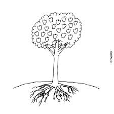 apple tree clipart black and white. pin drawn roots apple tree #7 clipart black and white