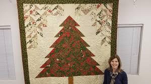 Strip Tube Tannenbaum | Christmas Tree Quilt! - YouTube & Strip Tube Tannenbaum | Christmas Tree Quilt! Adamdwight.com