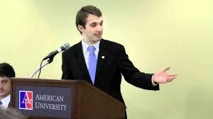 Inauguration of AUSG President-elect Tim McBride - YouTube