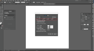 How To Set Up Bleeds For Print In Adobe Illustrator Step By Step