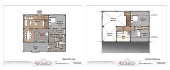 All that's left for you to plan is when you can get away! Most Requested Timber Frame Floor Plans Check Them Out