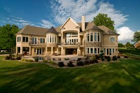 diffe one story house plans with walkout basements nice house