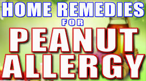 Home remedy for Peanut Allergy II मूंगफली से हुई ...