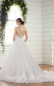 princess wedding dresses textured princess wedding gown