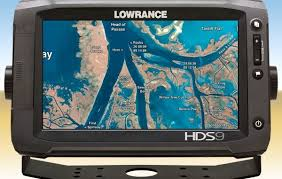 Lowrance Chart Card Standard Mapping Hi Definition Maps Now Available For