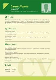 Free Resume Templates Computer Basic Model Simple Format Sample
