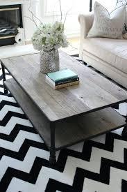 view full size gray and white chevron rug 8x10 black