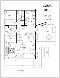 cabin floor plans siex beautiful cabin floor plans