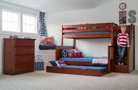 maxtrix sumo chestnut with kid bunk beds kids dresser