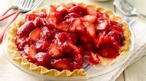 fresh strawberry pie recipe pillsbury