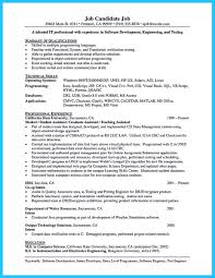 100 Vb Resume 5 How To Write A Resume For A Job Application