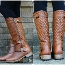 September, 2015 | Boot End & Selina Brown Quilted Buckle Riding Boot. 10 images about Happy Feet on  Pinterest | Comfortable flats, Lace . Adamdwight.com