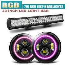 Best Rgb Light Bar
