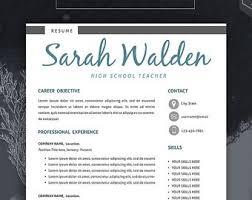 Free Modern Resume Templates Mesmerizing Free Modern Resume Templates Hyperrevcipo