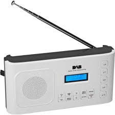 argos value range portable digital dab fm radio