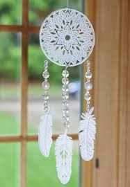 Macrame Dream Catcher Patterns Free Free project instructions to create a lovely lace dream catcher 68