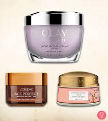 night creams for dry skin