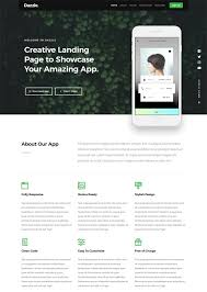 One Page Website Template Amazing 28 Best One Page Website Templates Free Premium FreshDesignweb