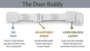 door buddy child door lock