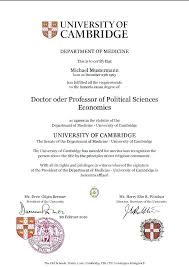 Degree Certificate Template Psychicnights Co